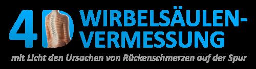 4D Wirbelsäulenvermessung Logo